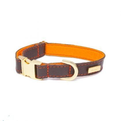 Lurril Brown Collar from Forsyth and Tedd
