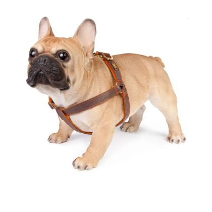 Lurril Brown Harness from Forsyth and Tedd